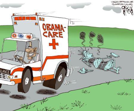 Obamacare ambulance
