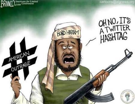 Boko Haram Hashtag