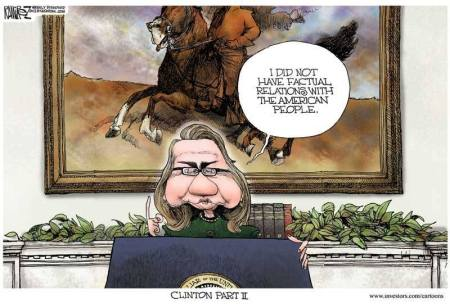 Hillary Ramirez Cartoon