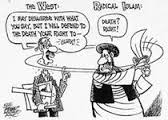 Islam cartoon