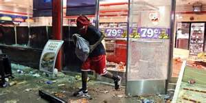 Michael Brown Riots 8132014