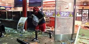 Michael Brown Riots 8132014