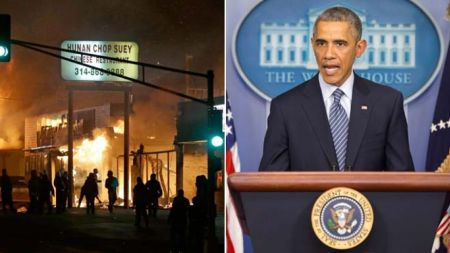 Obama Split-Screen 11252014
