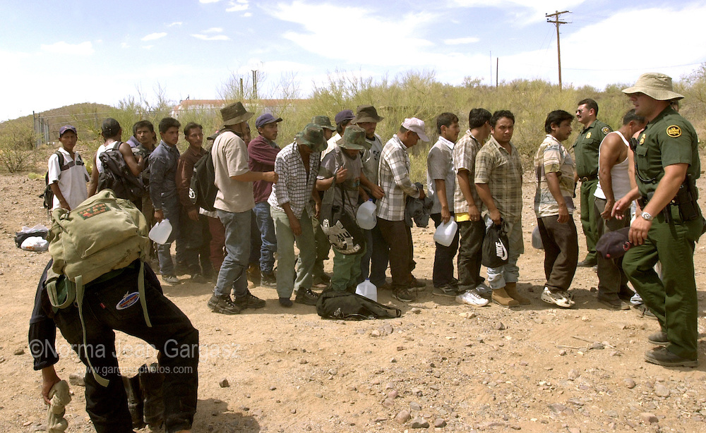 illegal immigration pictures - photo #8