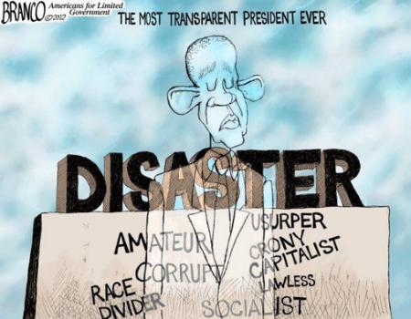 most-transparent-president
