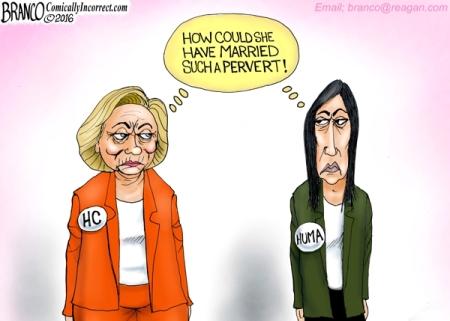 hillary-huma-bill-clinton-huma-perverts