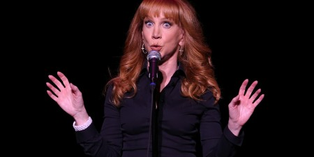 Kathy Griffin Performs At Thousand Oaks Civic Arts Plaza