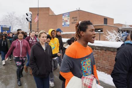 Albany_High_School_walkout_2018-03-14_13