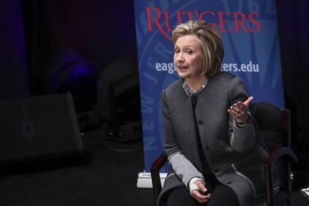 Hillary+Clinton+Speaks+Rutgers+University+WaJyka8vVXkx