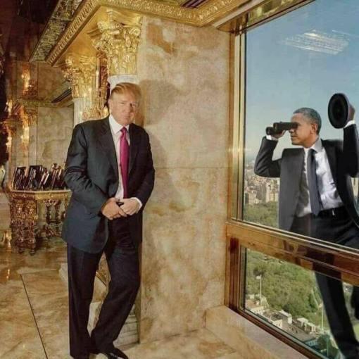 Obama Spying on Trump