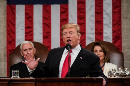 Forex pairs affected by trump state of union