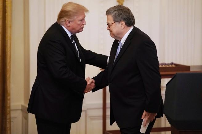 Trump-praises-William-Barr-after-lighter-sentence-recommended-for-Roger