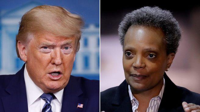 Donald-Trump-Lori-Lightfoot