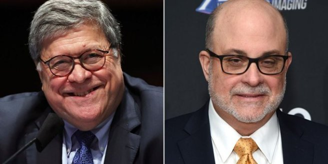 Barr and Levin