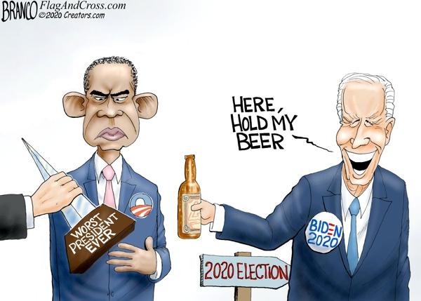 Biden hold my beer