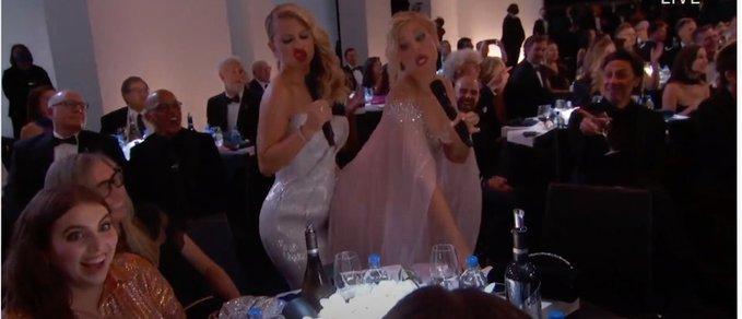 Maskless Emmy Awards