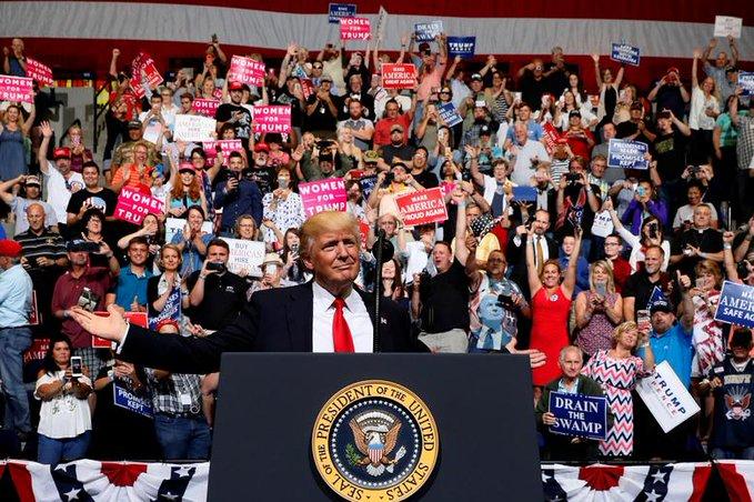 Trump Iowa Rally